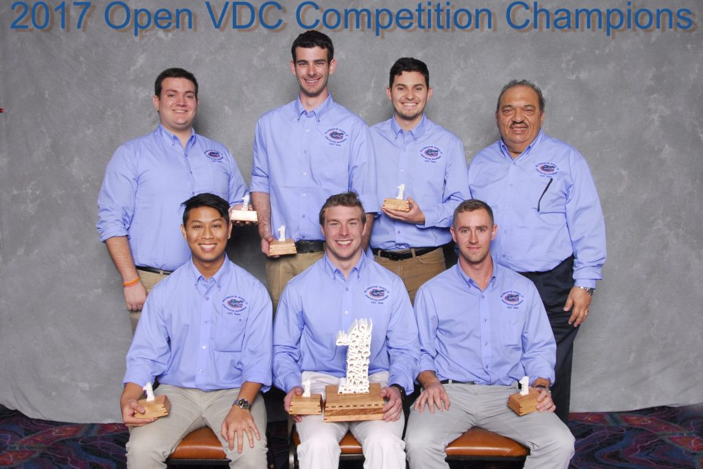 2017 VDC Competition Team