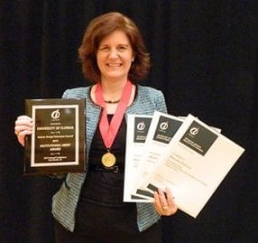 Photo of Margaret Portillo Named Fellow By The Interior Educators Council
